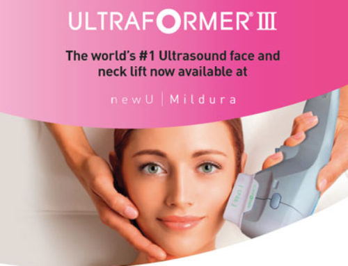 ULTRAFORMER III as seen in New Living Mildura